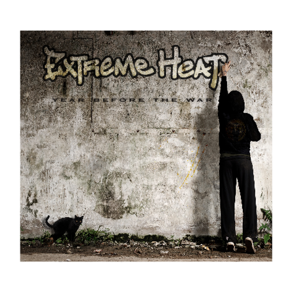Extreme Heat Front Cover Alt-2